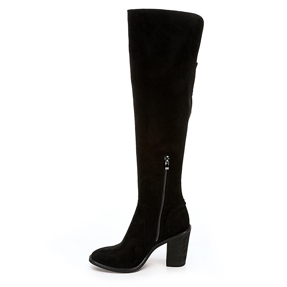 Details about  /Eva /& Zoe Womens Gabriella Over The Knee Boot Shoes