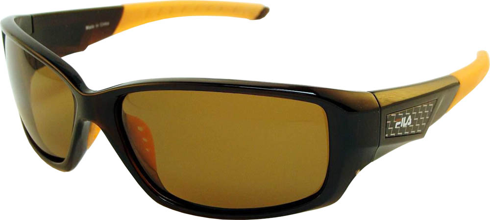 Fila-Mens-SF003P-Polarized-Sunglasses-Wrap-Style-Sport-Shades