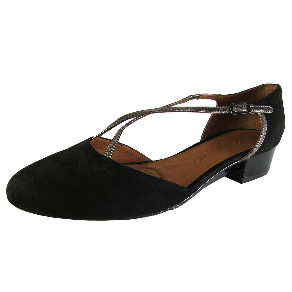Gentle Souls 'Demiglo KS' Mary Jane Suede Shoe