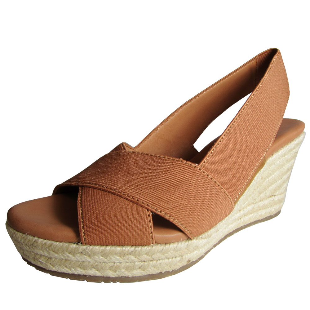 gentle souls womens kendal el wedge sandal shoe ebay