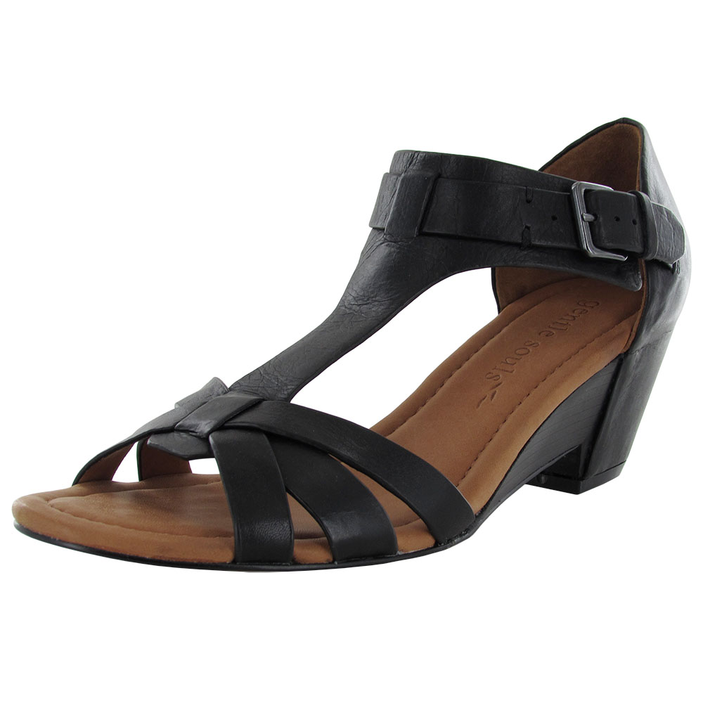 Gentle Souls Gentle Souls 'Malana' Wedge Pump Sandal Shoe