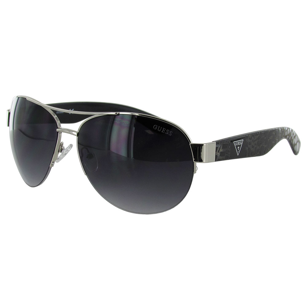 Rimless Wire Glasses : Guess Womens GF0288 Semi Rimless Wire Frame Fashion ...