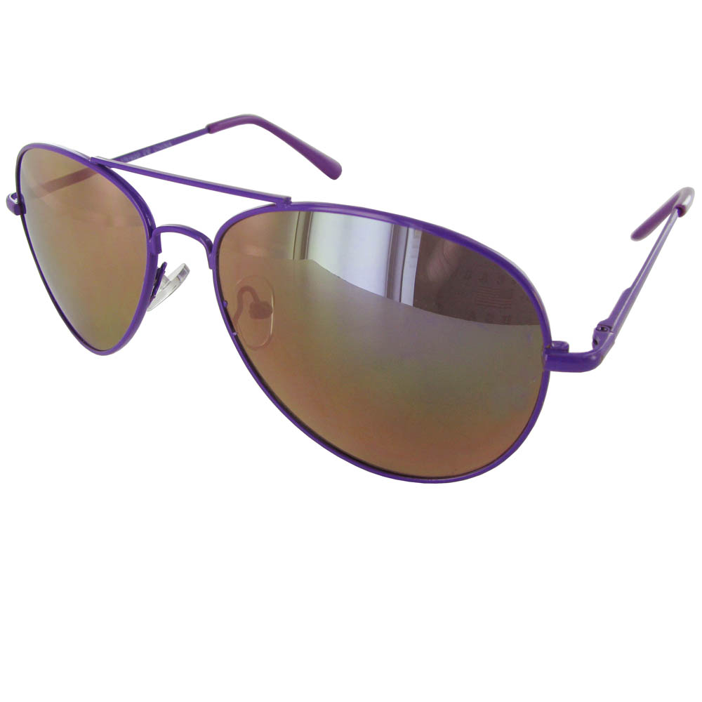 Fashion Eyewear J0880-Revo Metal Frame Aviator Style ...