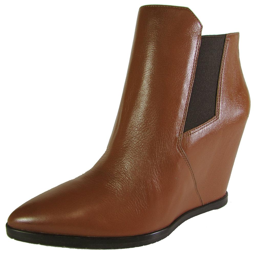 kenneth cole womens sloane le wedge boot shoe ebay