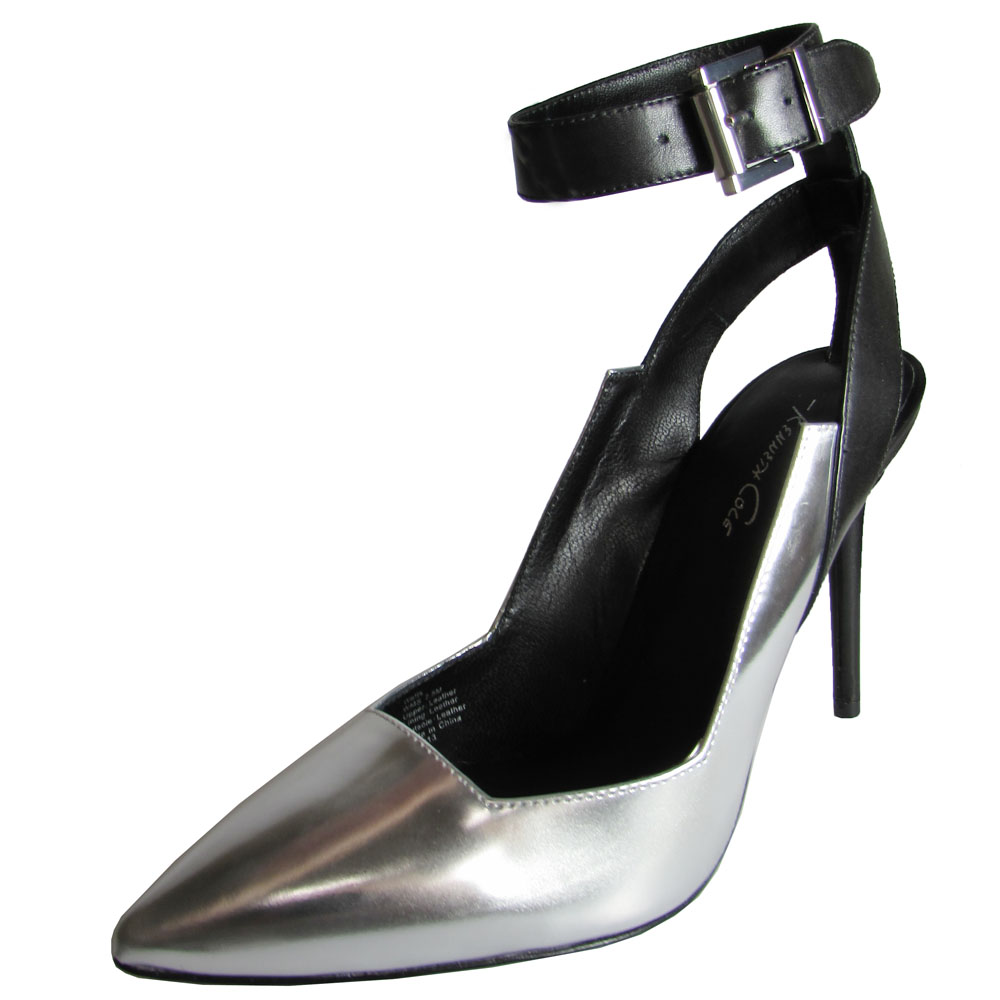 Kenneth Cole Kenneth Cole New York 'Watts IO' Ankle Strap Pump Shoe