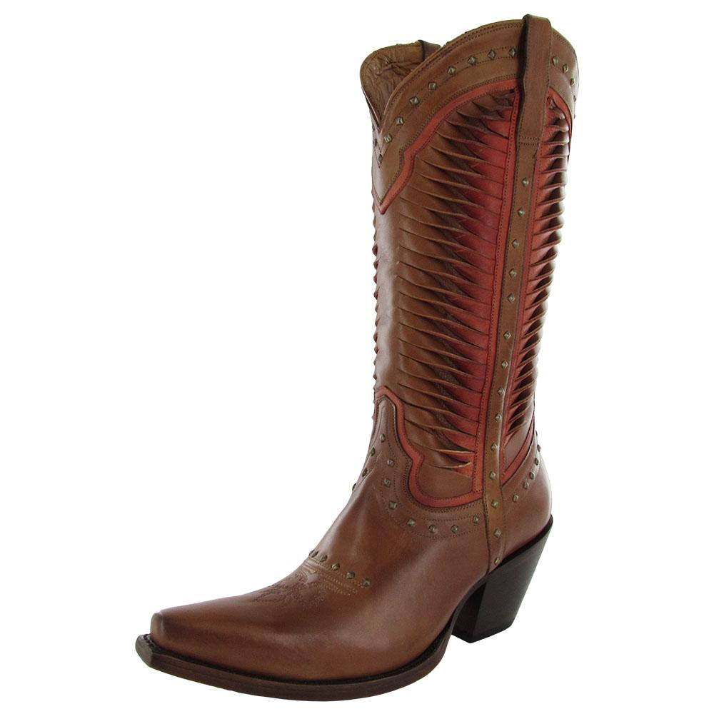 lucchese womens cheyenne western fashion boot shoe ebay