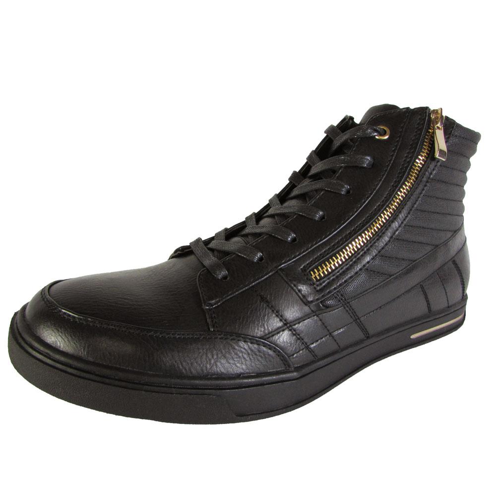 madden by steve madden mens m dagon high top sneaker shoes