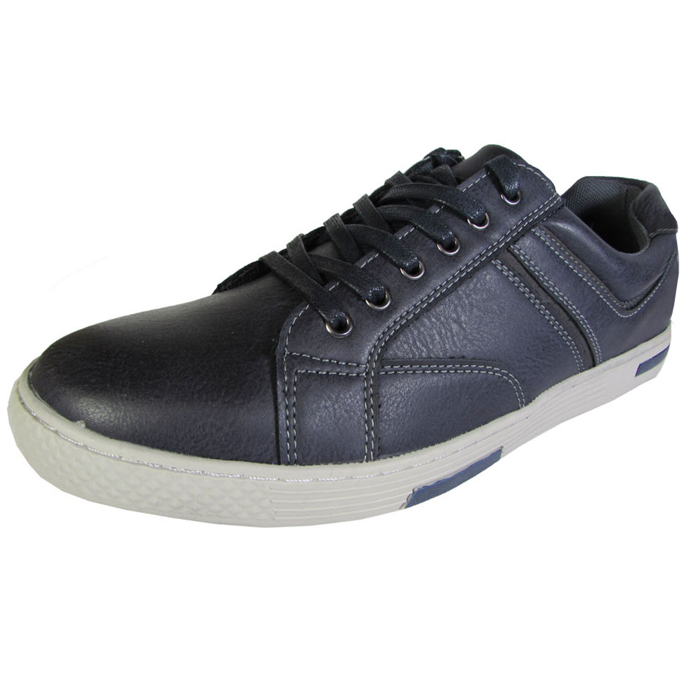 madden by steve madden mens m place lace up sneaker shoe