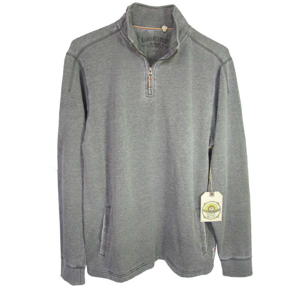 Margaritaville mens 39 porto 1 4 zip 39 pullover shirt ebay for Pull over shirts for mens