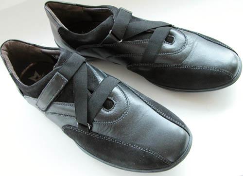 Mephisto Mephisto Women's 'Bartelina' Zig-Zag Strapped Shoe