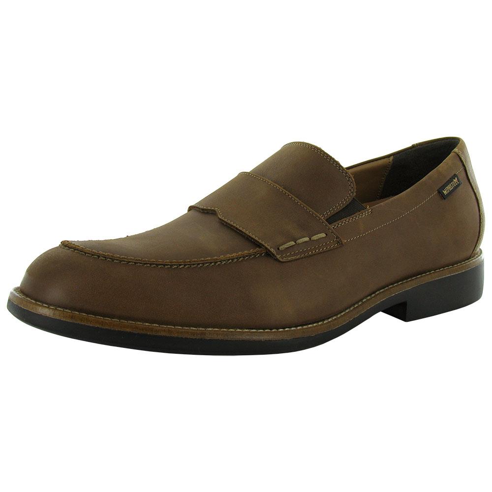 mephisto mens figaro casual slip on loafer shoe ebay