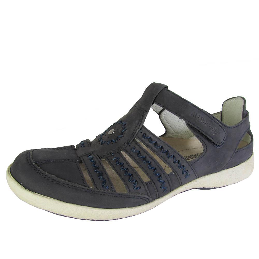 Mephisto Allrounder Womens Galina Fisherman Sandal Shoe