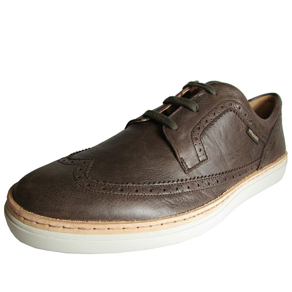 Mens Fashion Wingtip Shoes