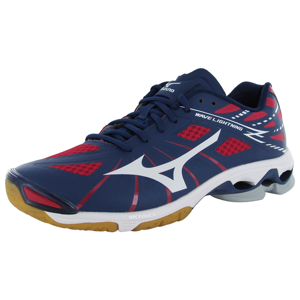 Mizuno Mens Wave Lightning Z Indoor Volleyball Shoes | eBay