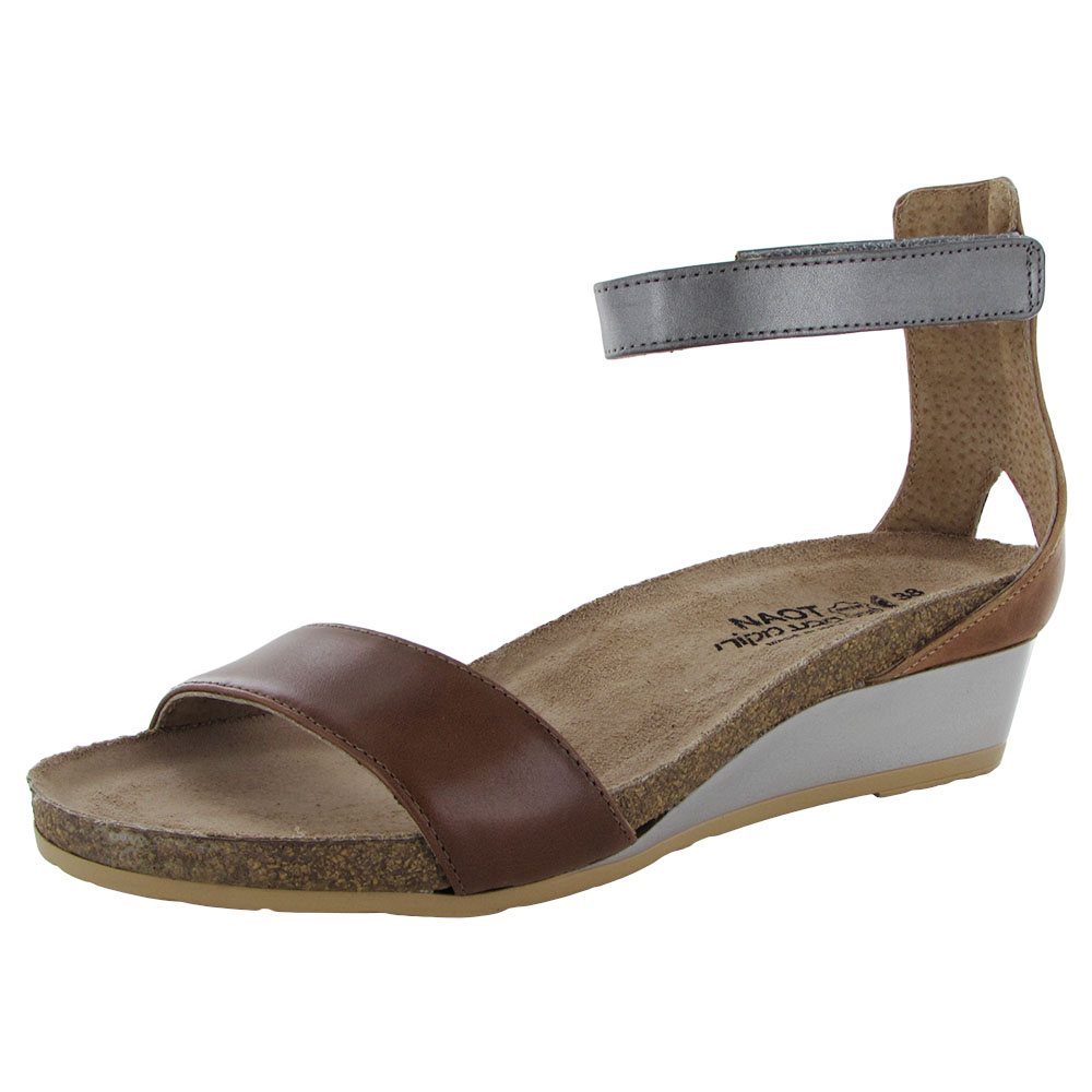 Naot Womens Pixie Wedge Sandal Shoe Ebay