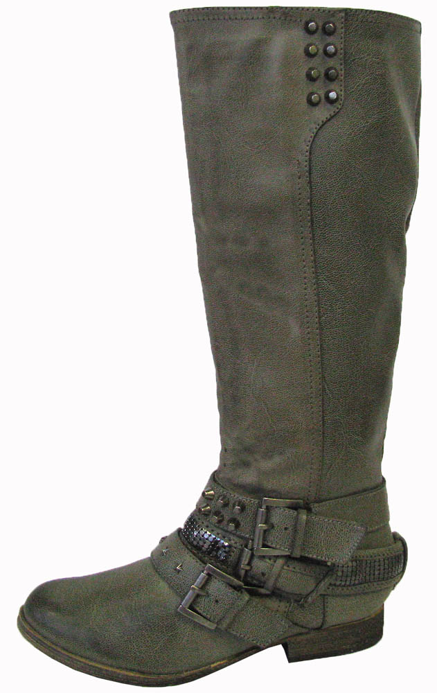 Not Rated Women's 'Parliament' Zip-Up Calf Boot at Sears.com