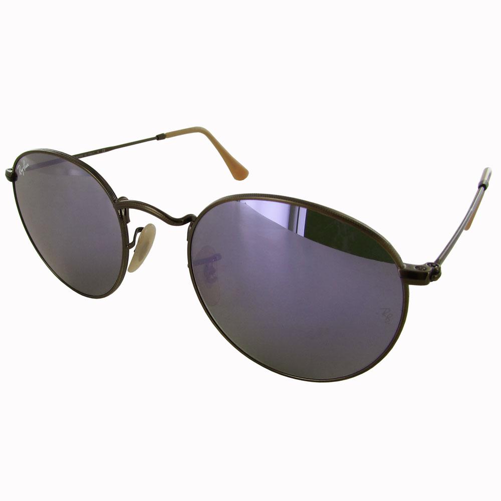 Ray Ban Round Frame Sunglasses : Ray Ban Womens RB3447 Round Metal Frame Sunglasses eBay