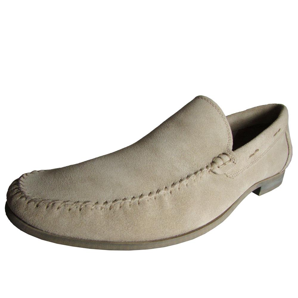 donald j pliner mens sands 23 slip on suede loafer shoe ebay