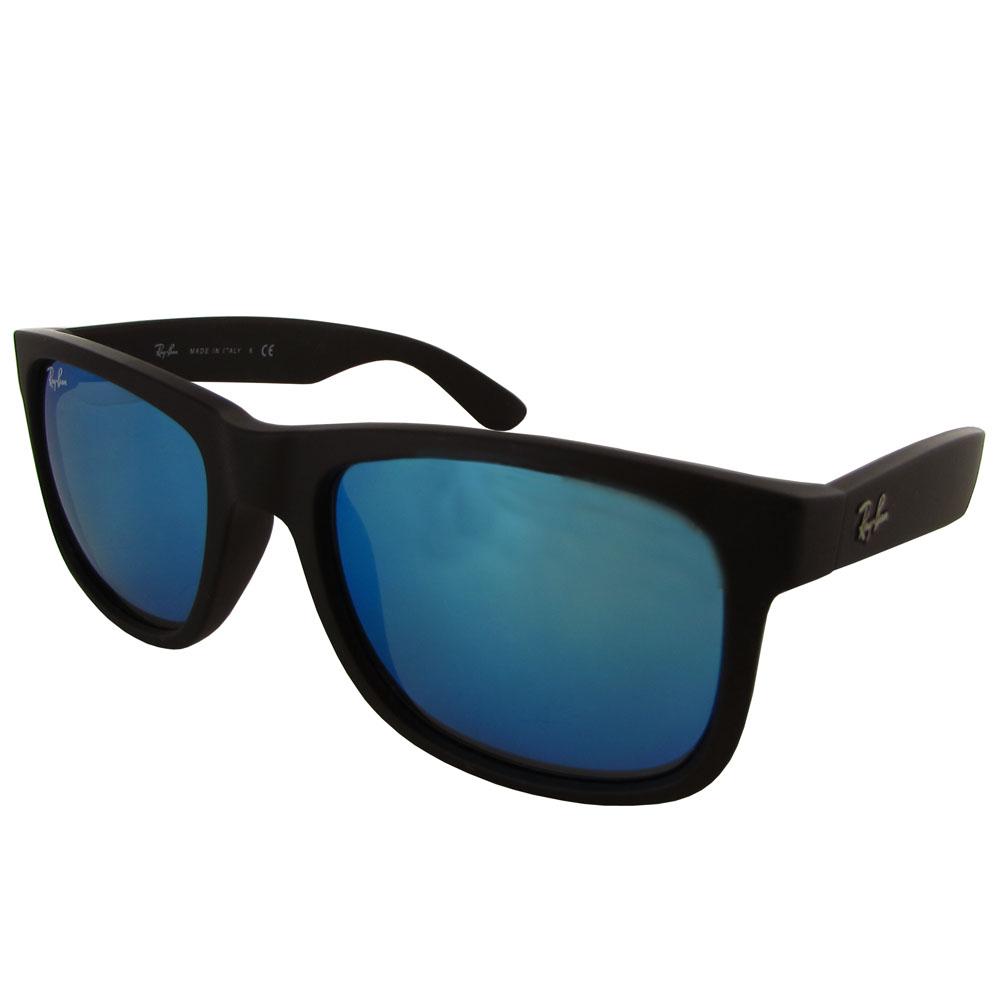 Ray Ban Mens RB4165 Justin Wayfarer Fashion Sunglasses