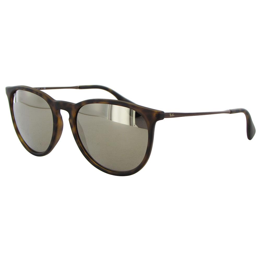 ray ban mens rb4171 erika round oversized polarized sunglasses ebay. Black Bedroom Furniture Sets. Home Design Ideas