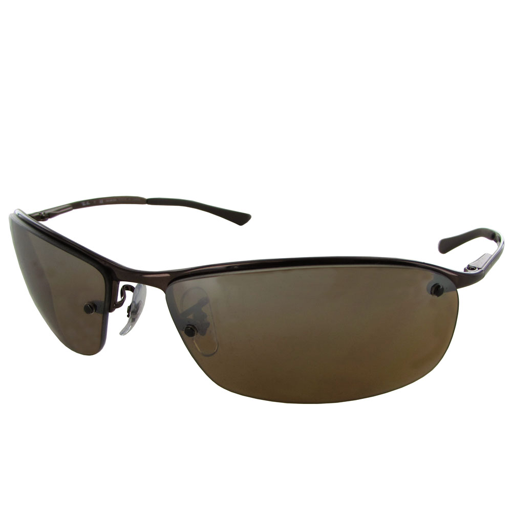 ray ban polarized or not