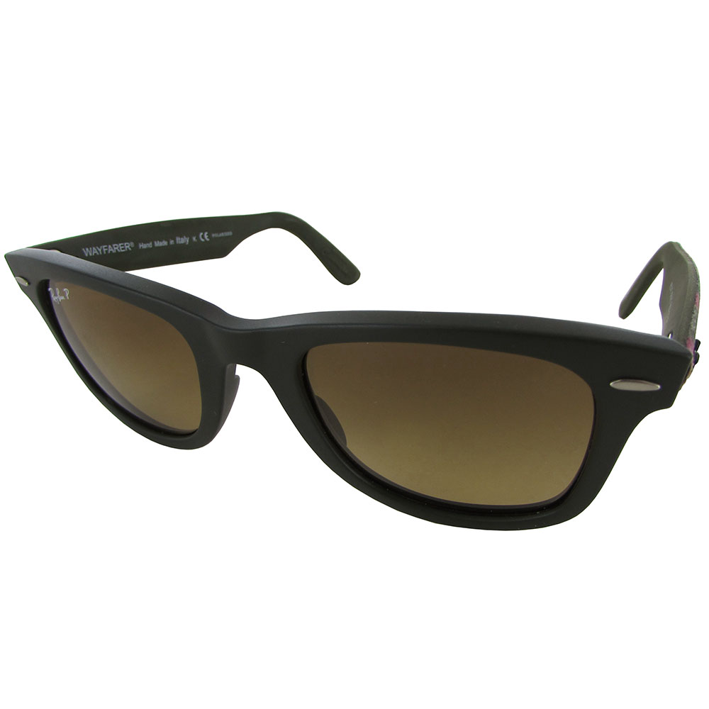ray ban men 2140 original polarized wayfarer sunglasses ebay. Black Bedroom Furniture Sets. Home Design Ideas