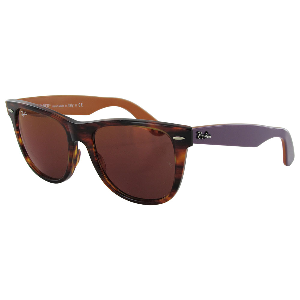 Ray Ban Mens 2140 Original Wayfarer Fashion Sunglasses