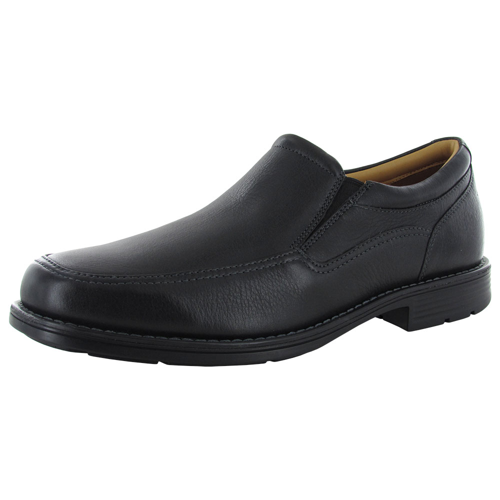 rockport mens liberty square twingore slip on loafer shoes