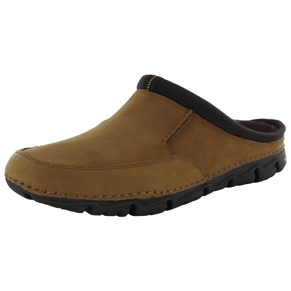 Rockport Mens RocSports Lite 2 Mule Clog Walking Shoe | EBay