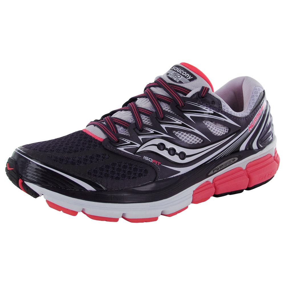 Saucony Women S Hurricane Iso  Refl Running Shoe