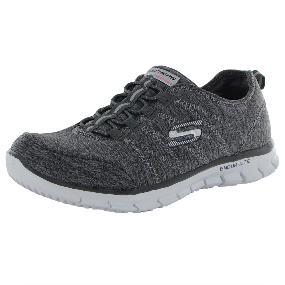 Skechers Womens 11889 Flex Appeal High Stakes Running Shoe