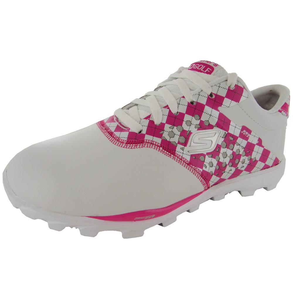Skechers Women's 'Go Golf' Fun Bright Lightweight Golf Cleat at Sears.com