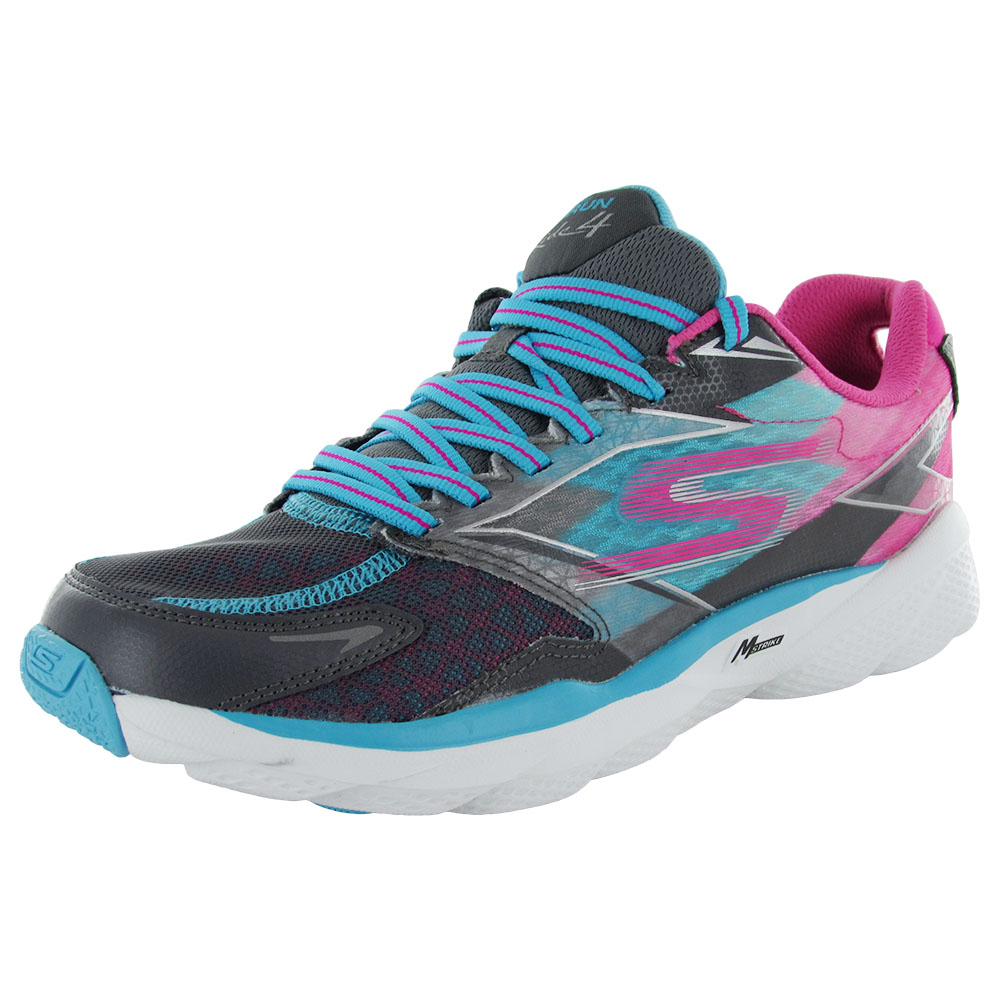 skechers womens go run ride 4 13998 running shoe ebay. Black Bedroom Furniture Sets. Home Design Ideas