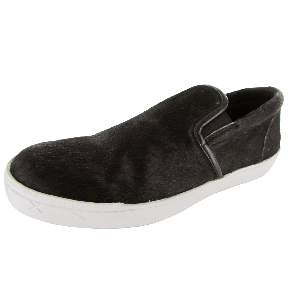 steve madden mens gunman slip on fashion sneaker shoe ebay