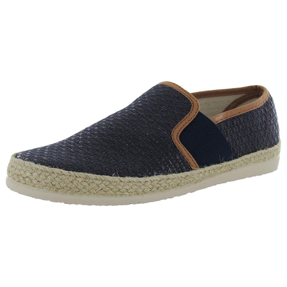 steve madden mens kahale slip on espadrille loafer shoes