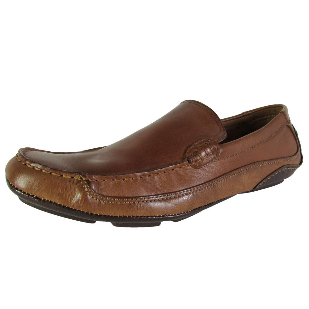 steve madden mens novack slip on driving loafer shoes ebay