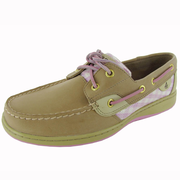 sperry top sider womens bluefish 2 eye boat shoe ebay
