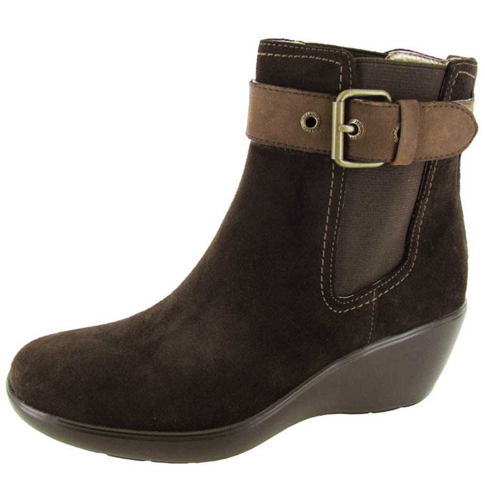 Sperry Sperry Women's 'Glenwood' Buckled Ankle Boot