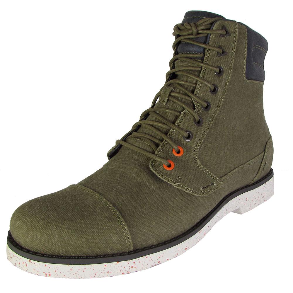 Teva Mens Durban Tall Waxed Canvas Boot Shoes   EBay