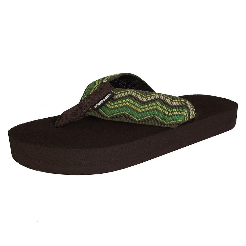teva womens original mush flip flop sandal shoes ebay. Black Bedroom Furniture Sets. Home Design Ideas