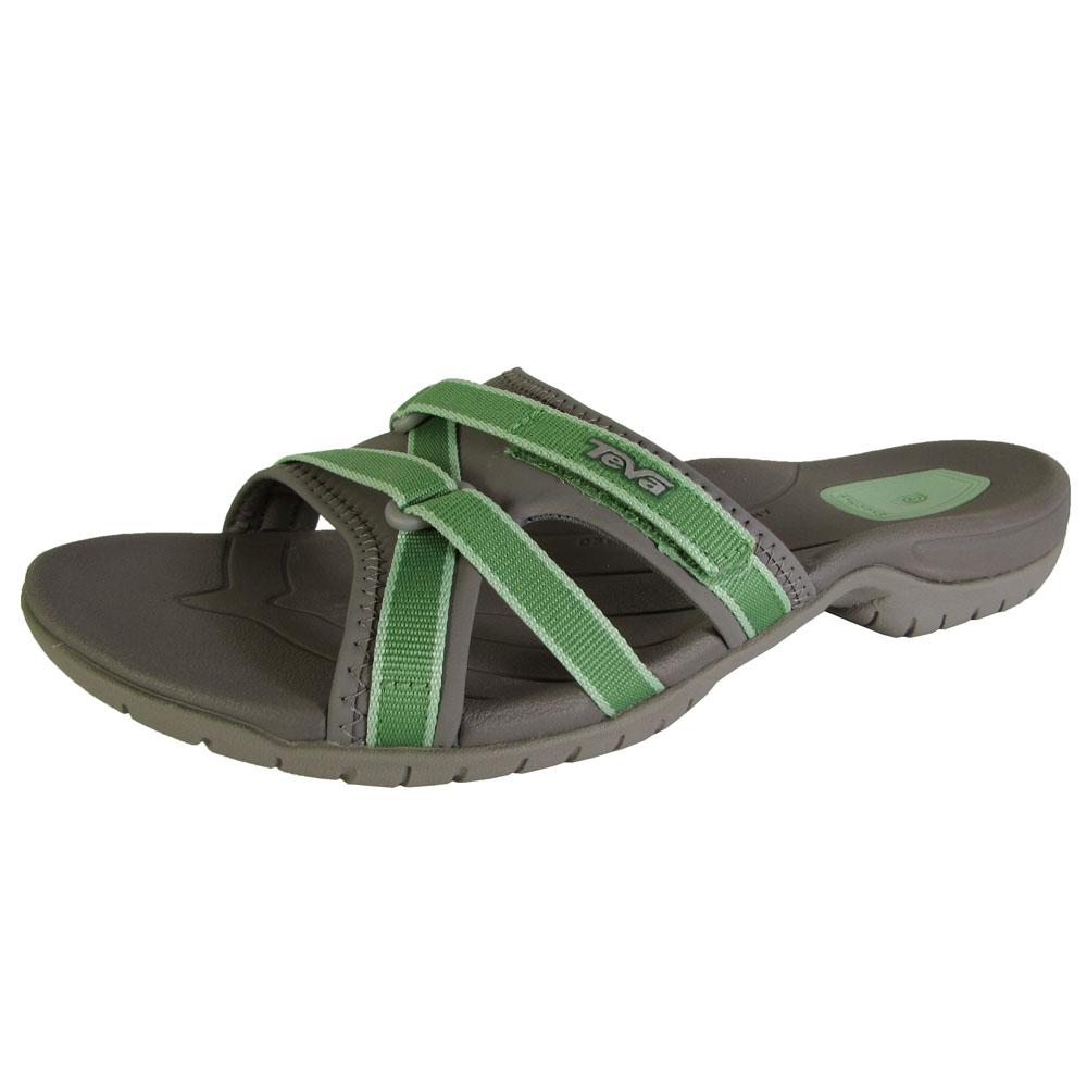 Teva Womens Tirra Slide Sport Sandal Shoes