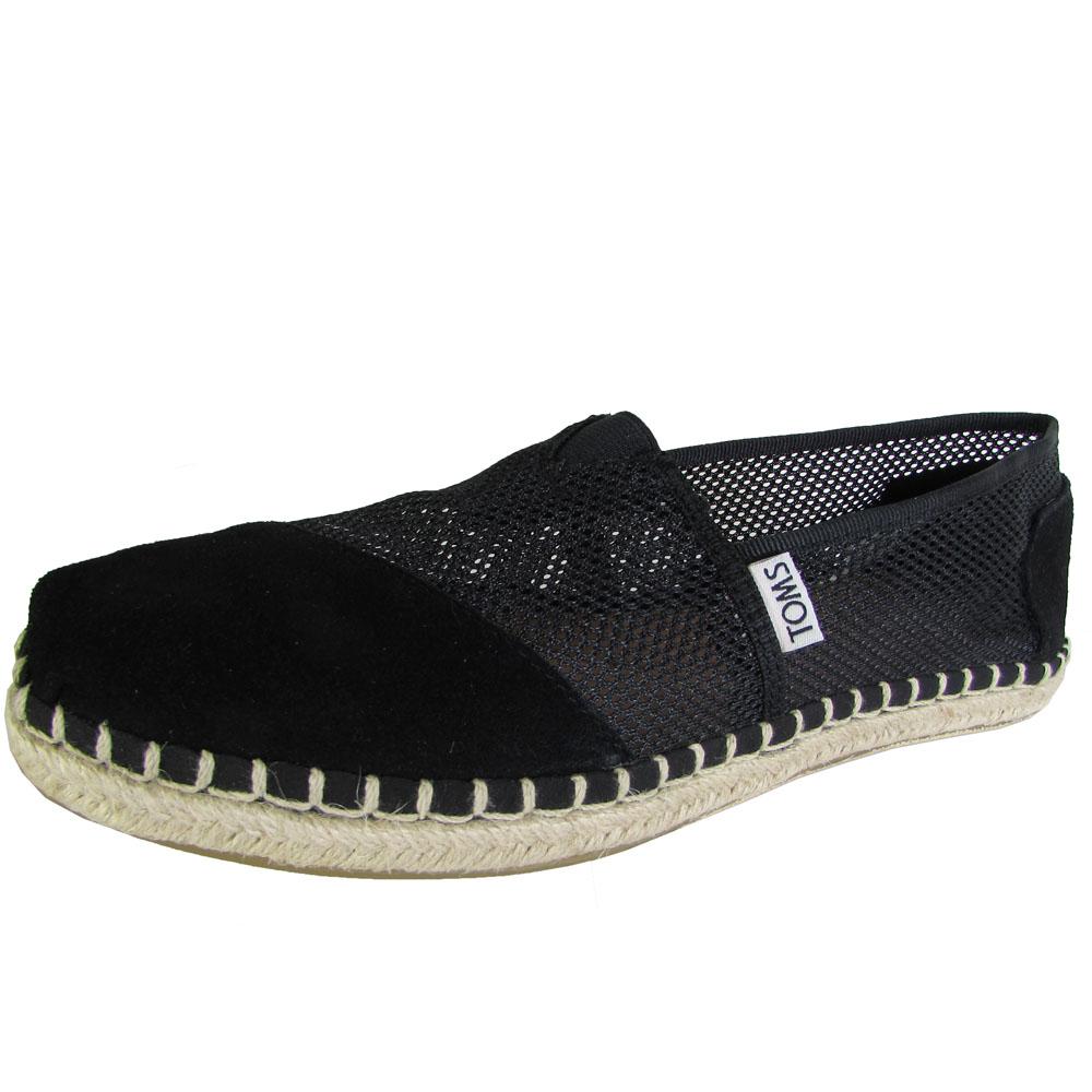 Toms Classic Mesh Slip On Shoe