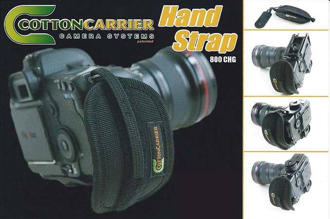 Cotton Carrier Camera Vest For 1 Camera Black 635rtl S