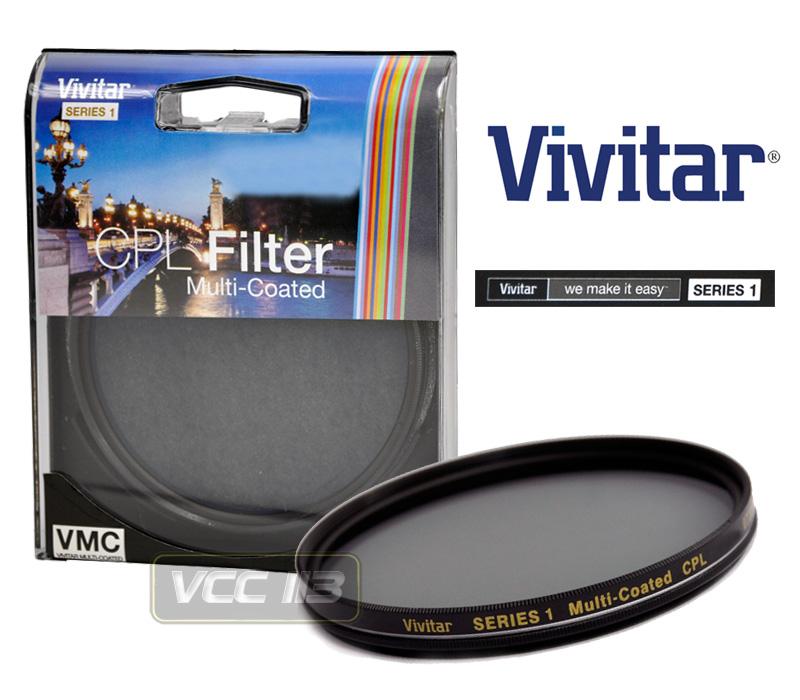 Vivitar 72mm Series 1 C Pl Circular Polarizer Filter Multi