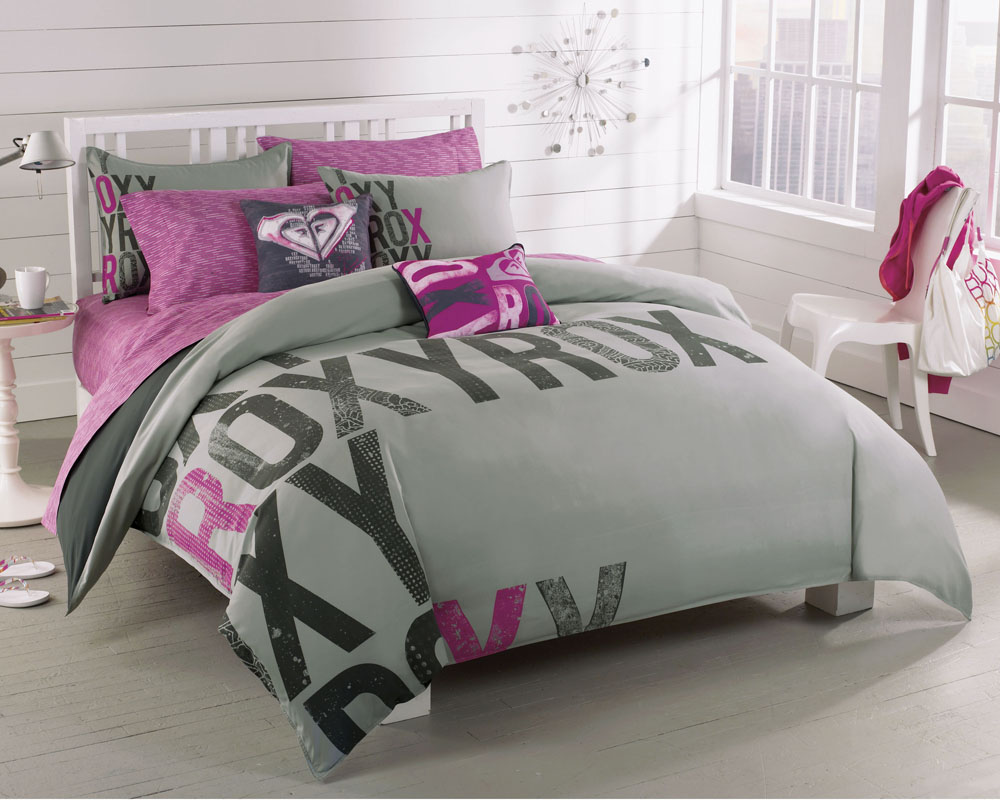 Roxy Express Twin Duvet Cover Set