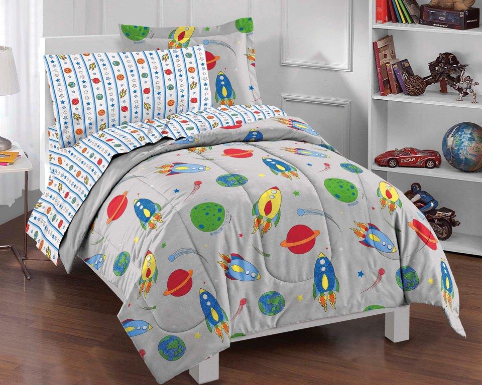Item description for Kids twin bedroom