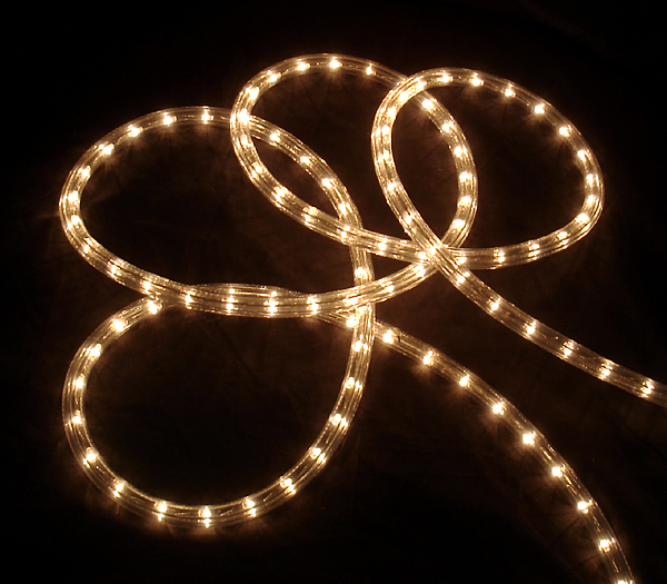 LB International 18' Clear Indoor/Outdoor Christmas Rope Lights at Sears.com