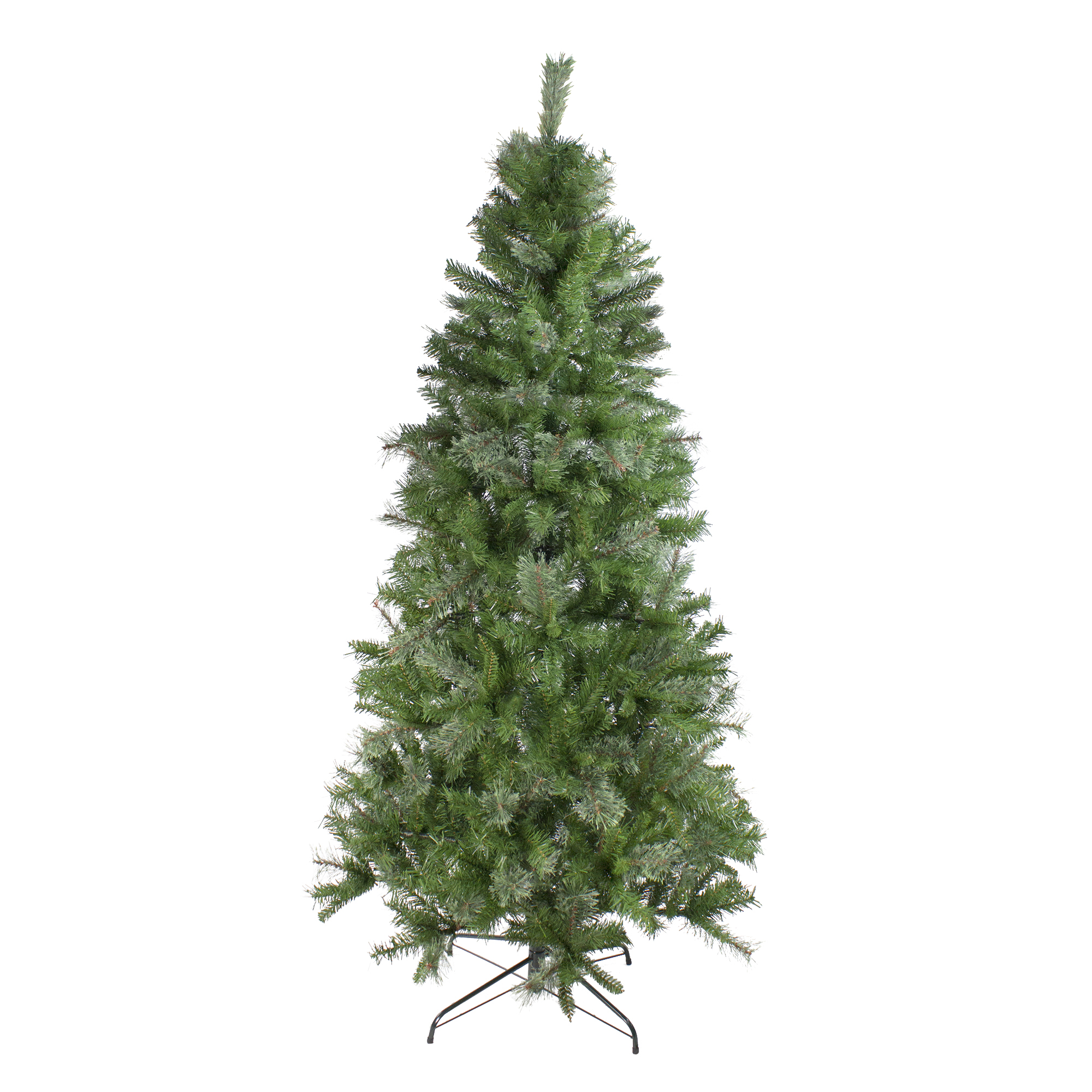 6 and 6.5 Foot Traditional Artificial Trees