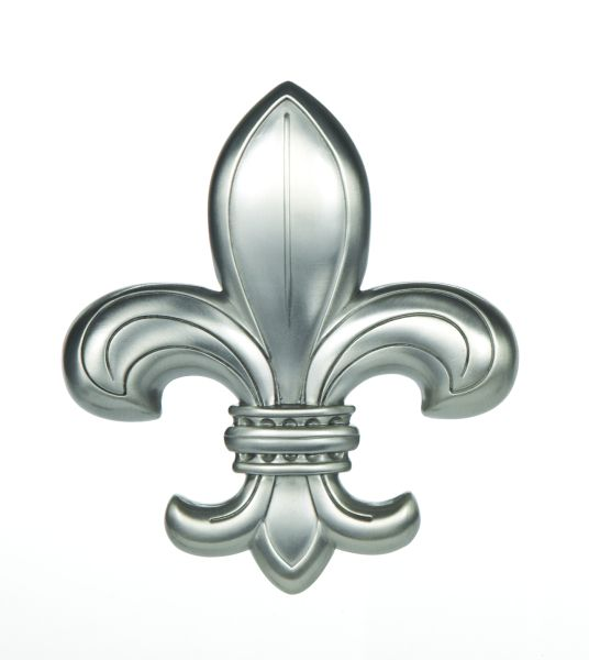 Pewter Toned Fleur De Lis Door Knocker Home Decor EBay