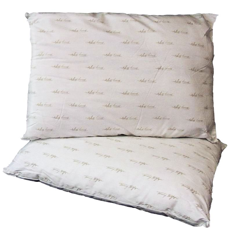 IZOD Jumbo Premium Fiberfill Two Standard/Queen Pillows ...